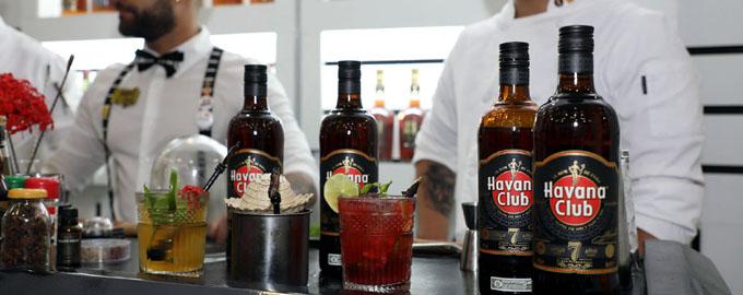 Havana Club S.A. presenta novedades en feria comercial cubana