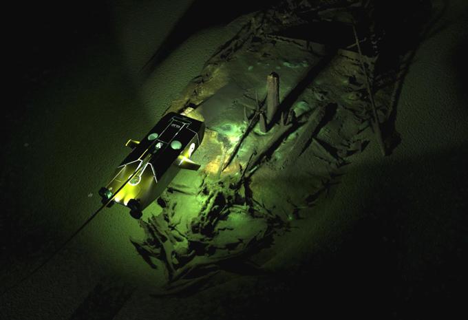 Descubren en Turquía barco naufragado intacto más antiguo del mundo