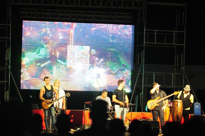 Moncada: apología a la música cubana (+ fotos y videos)
