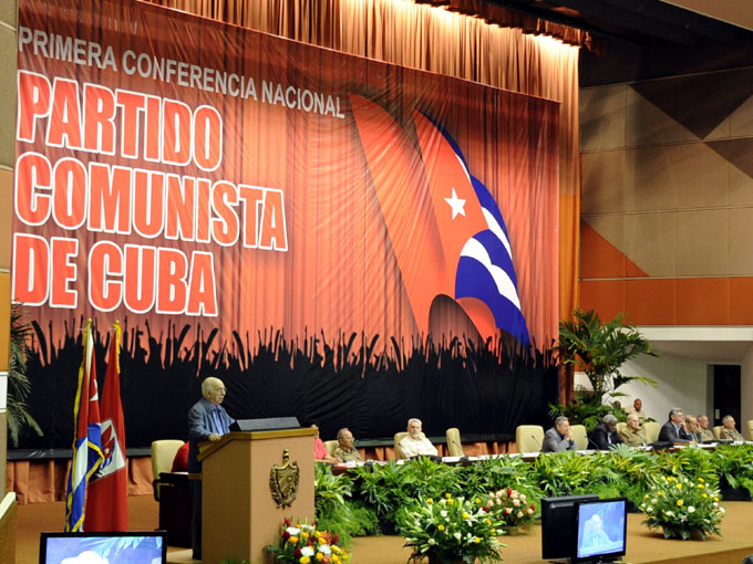 1965: El Partido Comunista de Cuba convertido en baluarte