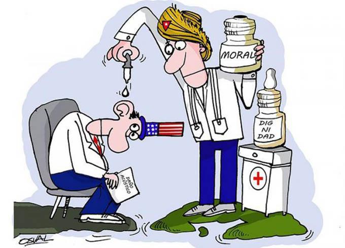 Piden reunión internacional sobre síntomas de diplomáticos de EE.UU.