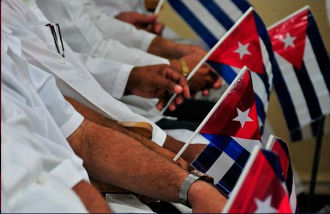 Cuba no continuará participando en el Programa Más Médicos