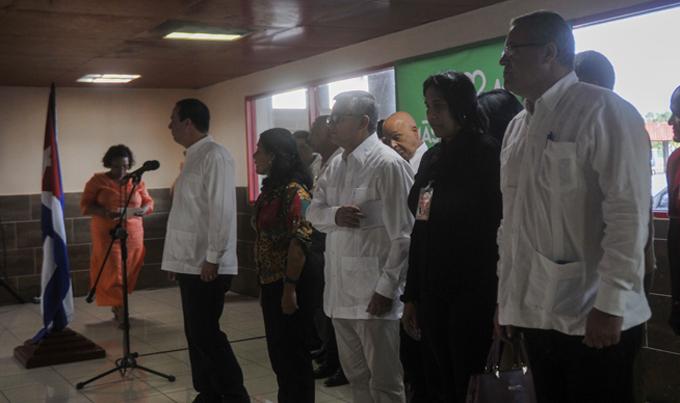 En Cuba octavo grupo de colaboradores de Brasil  (+ fotos y video)