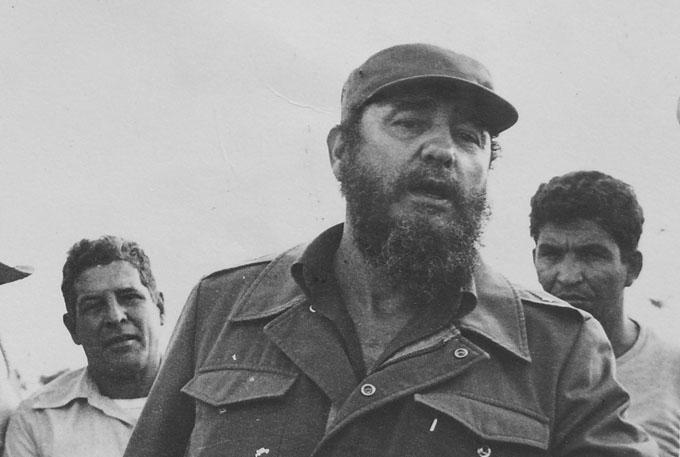 Pervive en Granma legado de Fidel Castro