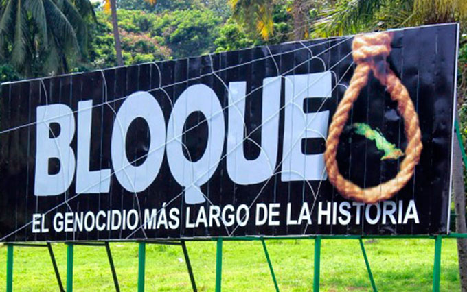 Iberoamérica pide fin del bloqueo de Estados Unidos contra Cuba