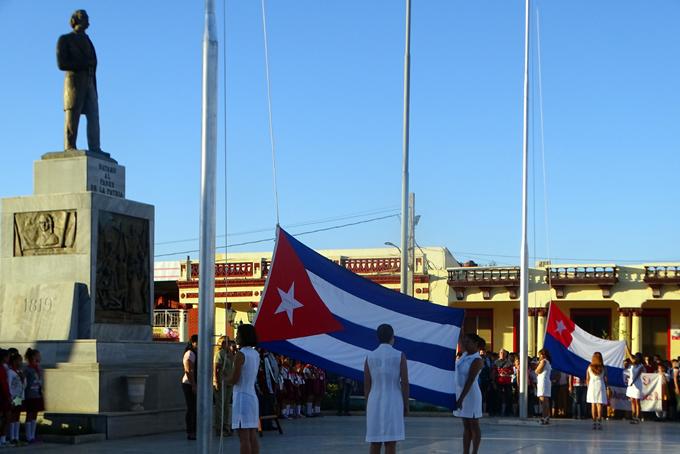 Celebran aniversario 505 de fundación de la villa San Salvador (+ fotos, audio y video)