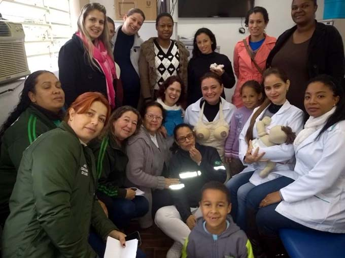 Fin de misión médica en Brasil: Río Grande llora (+ fotos)