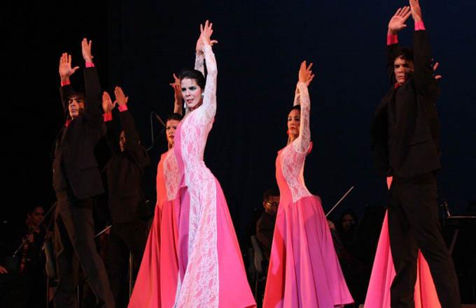 Actuará hoy Compañía Irene Rodríguez en Festival de Ballet de La Habana (+ fotos y video)