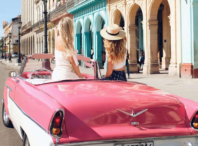 Concurso de coches antiguos enriquecerá turismo cubano