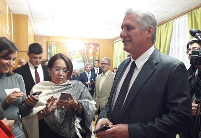 Díaz-Canel celebra victoria de Cuba contra el bloqueo en la ONU (+ fotos y videos)