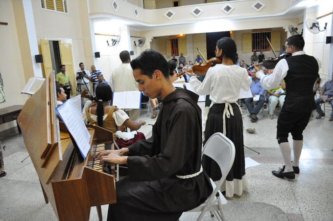 Exsulten abre jornada de conciertos de música antigua (+ fotos y video)