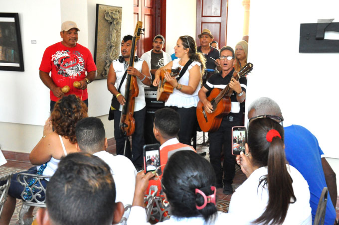 Santa Cecilia: un evento para reconocer valores (+ fotos y video)