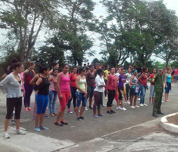 Lista sede Blas Roca para el Bastión Estudiantil Universitario