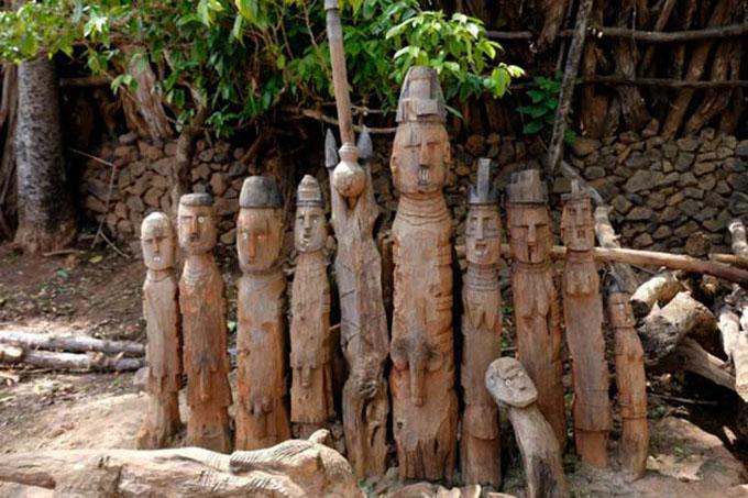 Los konso, tradición y modernidad en el sur etíope (+fotos)