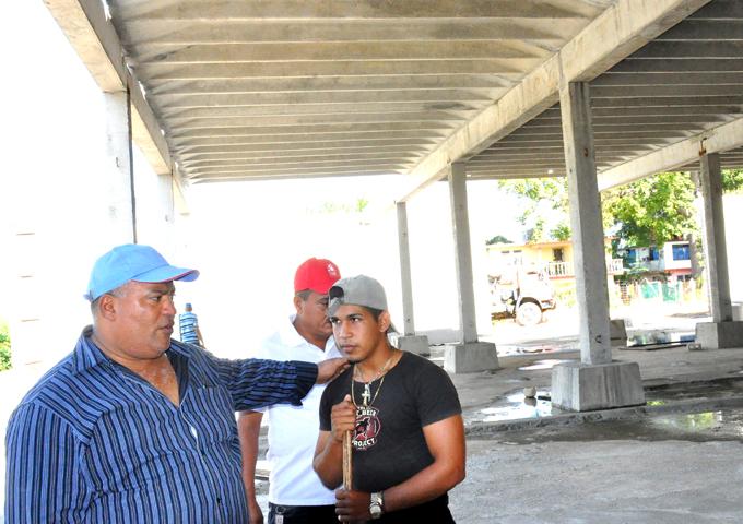 Aceleran construcción de potabilizadora en Guisa (+ fotos)