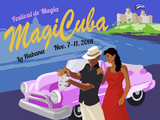 Magos del mundo llegan a Festival Internacional MagiCuba 2018