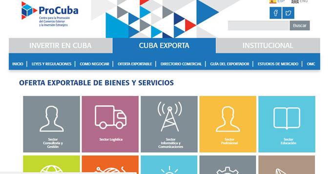 Presentan en Fihav nuevas ofertas exportables cubanas