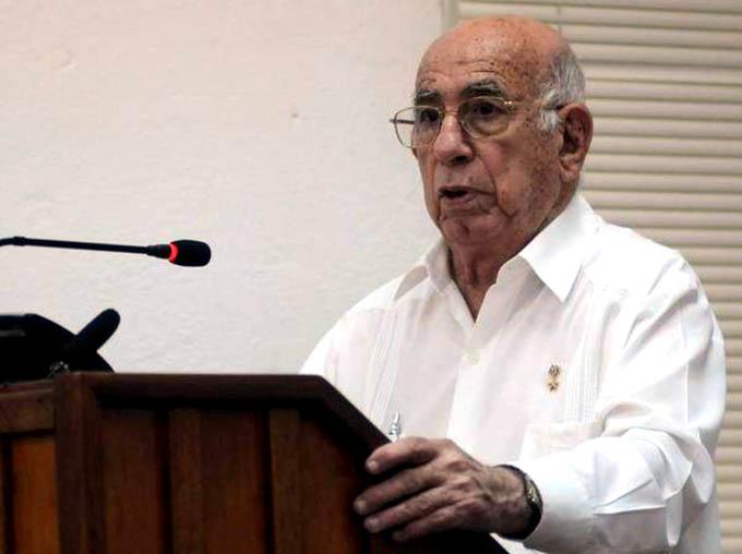 Asiste Machado Ventura a Pleno del Consejo Nacional de la CTC