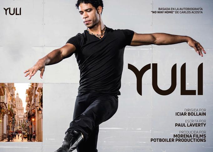 Estrenarán en Cuba Yuli, filme sobre la vida del bailarín Carlos Acosta (+ video)