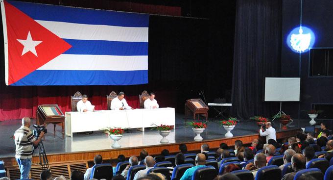 Realizan asamblea solemne en homenaje al aniversario de Bayamo