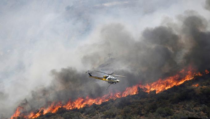 Incendios en California, EE.UU., dejan pérdidas multimillonarias