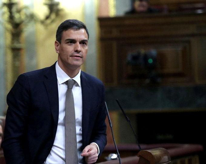 Llegará hoy a Cuba Pedro Sánchez Pérez, presidente del Gobierno de España