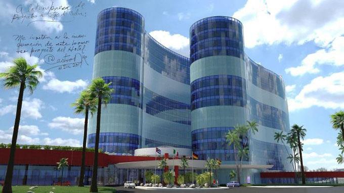 El hotel más moderno del país estará en Santiago de Cuba