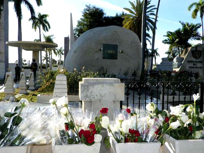 Homenaje a Fidel de Raúl y Díaz-Canel