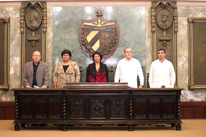Por primera vez, una mujer asume rectoría de Universidad de La Habana