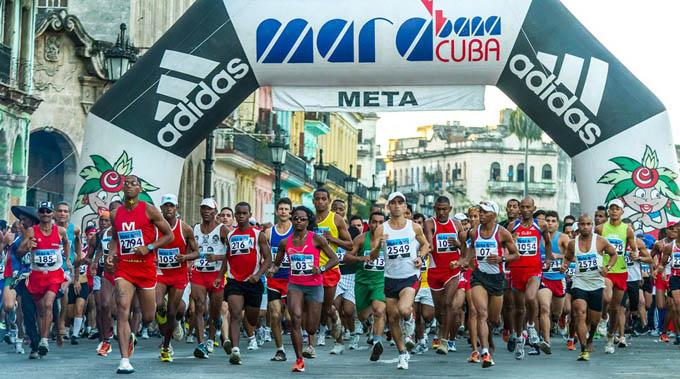 Inscritos más de cinco mil corredores para Marabana 2018