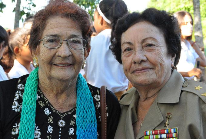 La obra de la mujer en cada escenario cubano