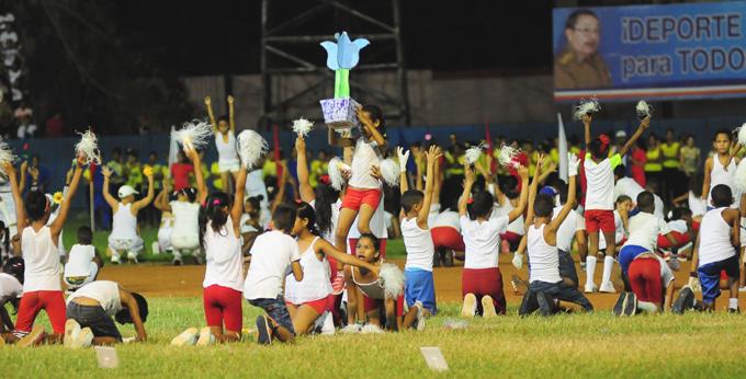 Celebración en tierra de campeones (+ fotos)