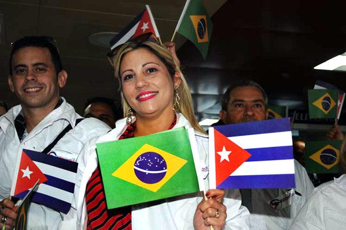 Dimos al pueblo brasileño lo mejor de nosotros, médicos cubanos (+  fotos y videos)