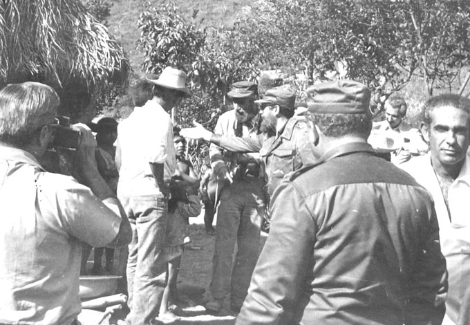 1981: Fidel regresa a la Sierra (+ fotos)