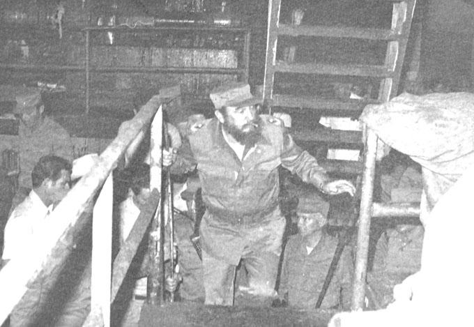 1981: Providencia siempre presente en Fidel (+ fotos)