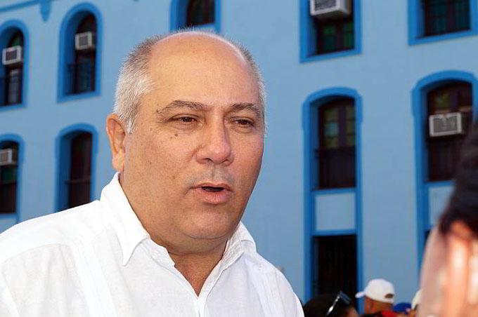 Anuncia Alpidio Alonso prioridades del MINCULT para 2019
