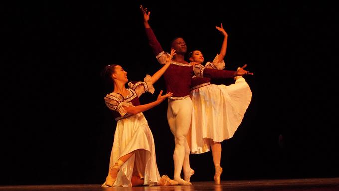 Compañía de ballet Prodanza se presenta en Bayamo (+ fotos)