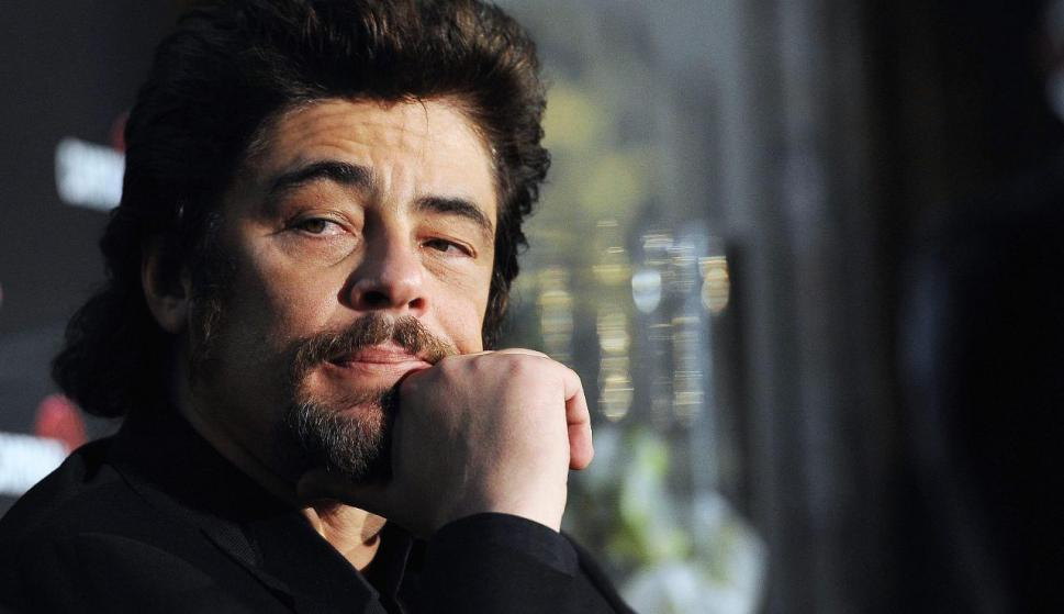 Benicio del Toro presenta en La Habana su más reciente film (+ video)