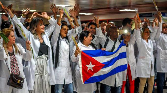 Médicos cubanos vencieron obstáculos en la Amazonía brasileña