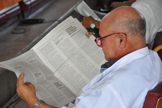 Asumen en Cuba autoridades encargadas de referendo sobre Constitución