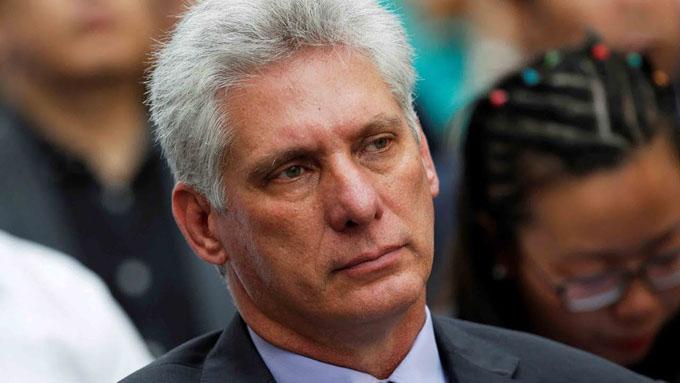 Presidente cubano pondera defensa de los derechos humanos en Cuba