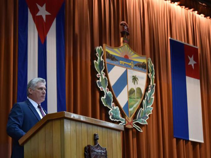 Díaz-Canel: «Vamos a salir adelante y vamos a seguir venciendo» (+ video)