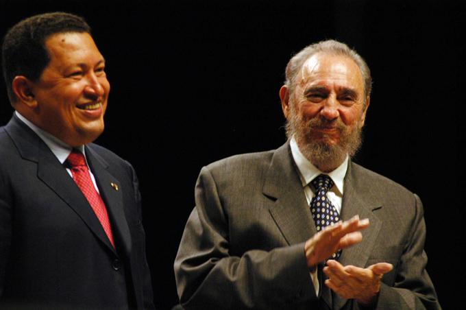 El primer encuentro de Chávez con Fidel abrió caminos al ALBA