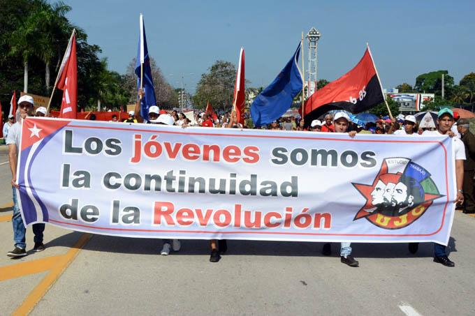 Jóvenes y pioneros celebrarán aniversario de la Revolución