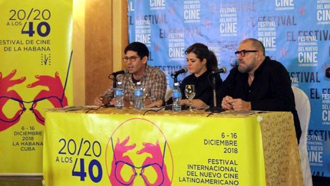 Presidente de Cuba resalta alcance de festival de cine latinoamericano