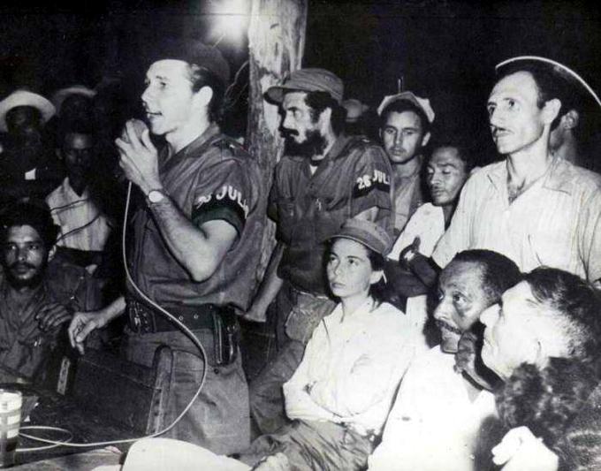 Rememoran en Santiago de Cuba Congreso Obrero en armas