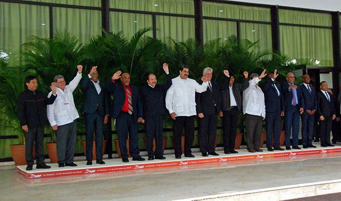 Destaca Díaz-Canel saldo de la Cumbre del ALBA-TCP