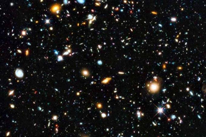Captan la imagen más completa de la historia evolutiva del cosmos