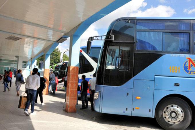 Empresa de Ómnibus Nacionales comenzará a cobrar exceso de equipaje