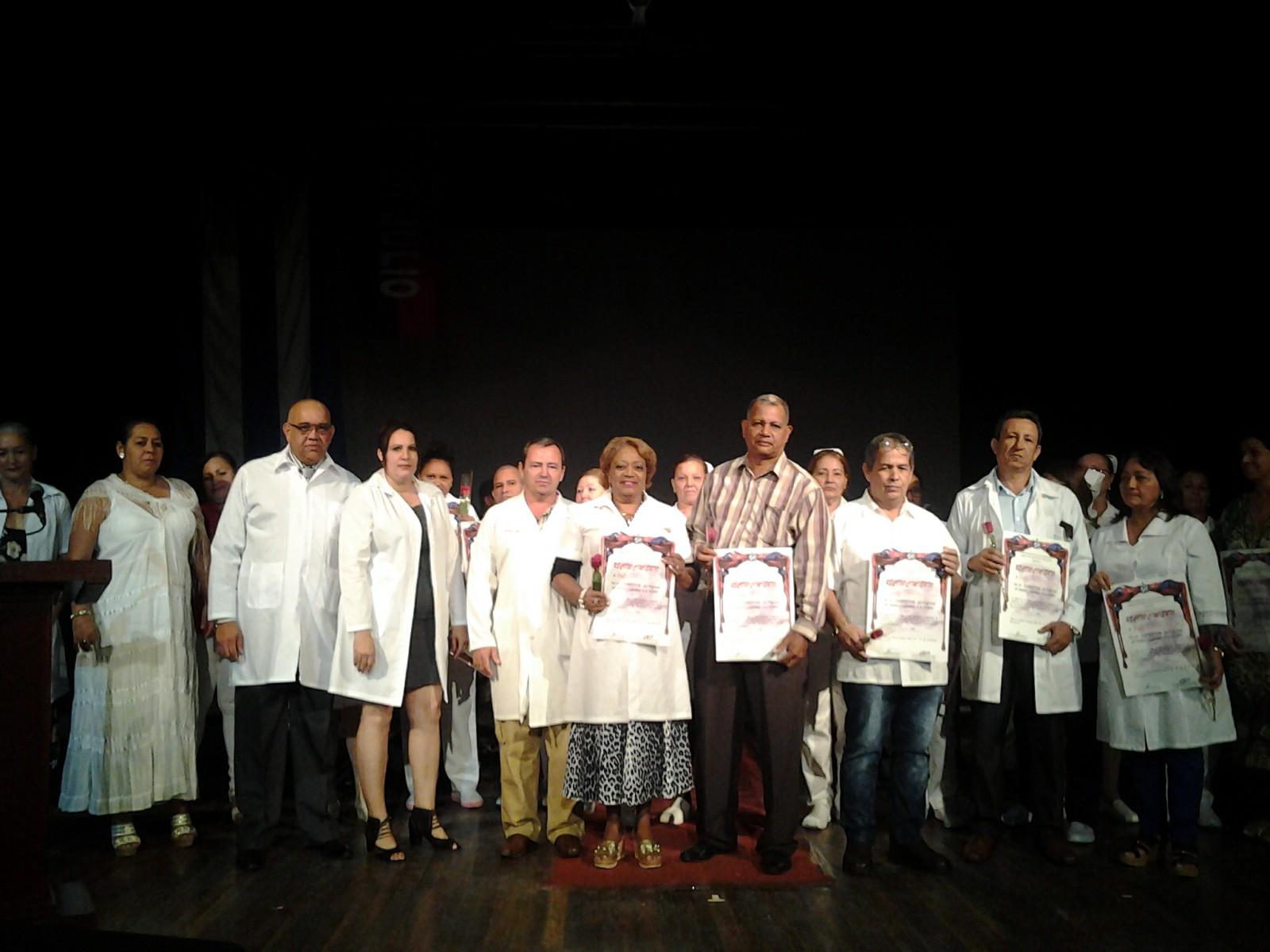 Honra y orgullo del sistema cubano de medicina